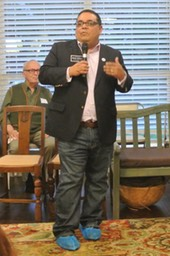 Brad Urrutia, candidate for 450th District Court Judge