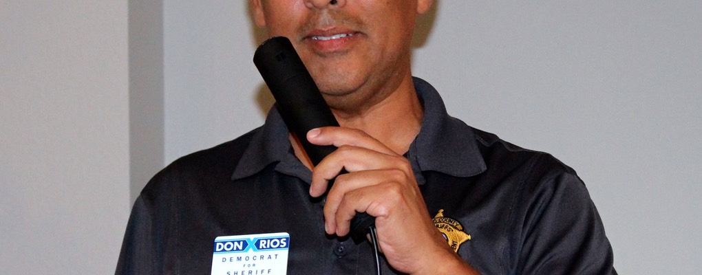Candidate Don Rios for Travis County Sheriff