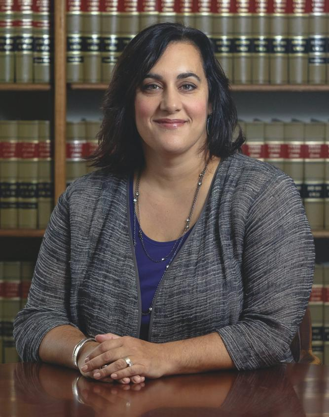 Maya Guerra Gamble 459th District Court
